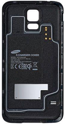 Samsung EP-CG900IB Akkudeckel induktiv schwarz