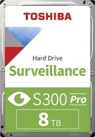 Toshiba S300 Surveillance 8TB, SATA 6Gb/s, bulk (HDWT380UZSVA)