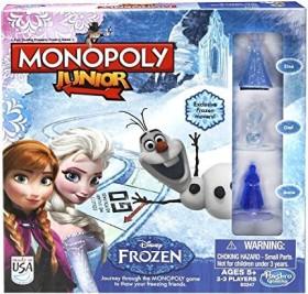 Monopoly Junior Disney Die Eiskönigin
