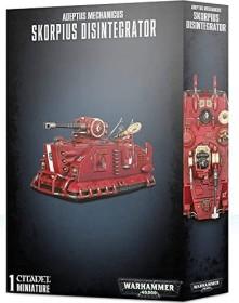 Games Workshop Warhammer 40.000 - Adeptus Mechanicus - Skorpius Disintegrator (99120116023)