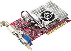 Gigabyte Maya Radeon 7500LE, 64MB, DVI, TV-out, AGP, bulk (AR64S-H)