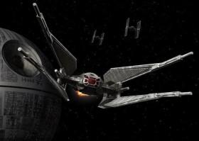 Revell Star Wars Episode VIII Build & Play Kylo Ren's TIE Fighter (06760)