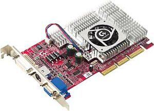 Gigabyte Maya Radeon 7500LE, 64MB, DVI, TV-out, AGP, retail (AR64S-H)