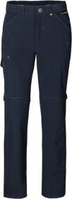 Jack Wolfskin Safari Zip Off pant long night blue (Junior) (1605871-1010)
