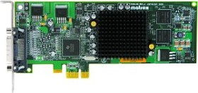 Matrox Millennium G550 LP, 32MB DDR, LFH60, low profile (G55-MDDE32LPDF)