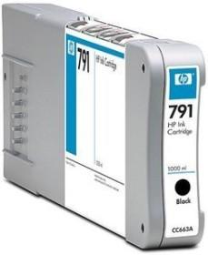 HP Tinte 791 schwarz (CC663A)