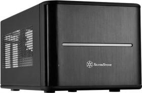 SilverStone Case Storage CS280 schwarz, Mini-ITX/Mini-DTX (SST-CS280B/71109)