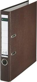 Leitz quality-folder 180° plastic 52mm, brown (10155075)