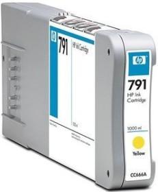 HP Tinte 791 gelb (CC666A)