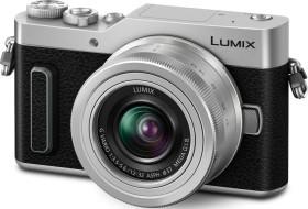 Panasonic Lumix DC-GX880 silber mit Objektiv Lumix G Vario 12-32mm 3.5-5.6 ASPH OIS (DC-GX880K-S)