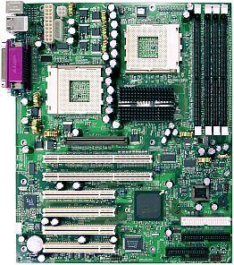 Tyan S2466 Tiger MPX, AMD760MPX, Dual (reg DDR)