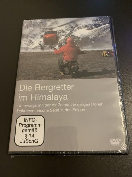 Die Bergretter - Unterwegs mit der Air Zermatt: Winterstaffel -- via Amazon Partnerprogramm