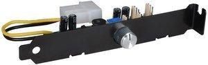Lian Li PT-FN03, PCI-Slotblende Lüftersteuerung 1-Kanal