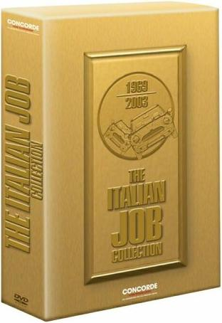 The Italian Job (Original)/The Italien Job (Remake) -- via Amazon Partnerprogramm