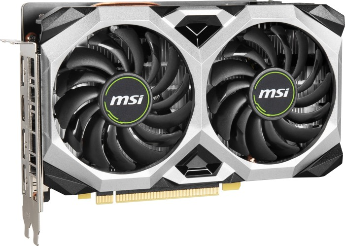 MSI GeForce GTX 1660 SUPER Ventus XS OC, 6GB GDDR6, HDMI, 3x DP (V375-279R)