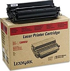 Lexmark 1380850 Toner schwarz -- via Amazon Partnerprogramm