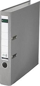 Leitz quality-folder 180° plastic 52mm, grey (10155085)