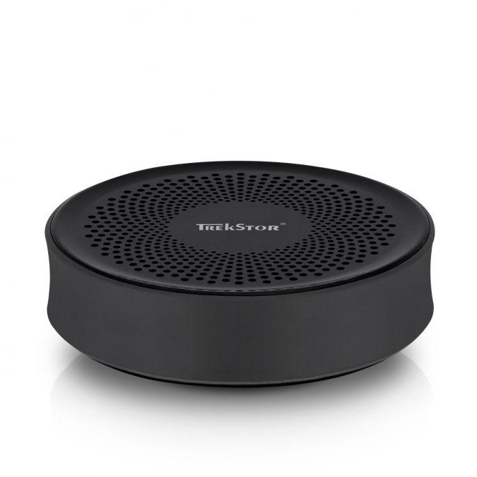 TrekStor Bluetooth SoundBox 2in1 schwarz (17214)