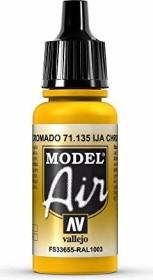 Vallejo Model Air 135 chrome yellow (71.135)