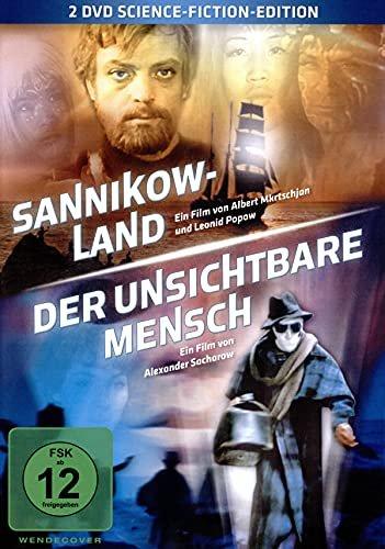 Sannikow-Land -- via Amazon Partnerprogramm