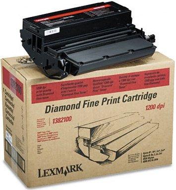 Lexmark 1382100 Toner schwarz