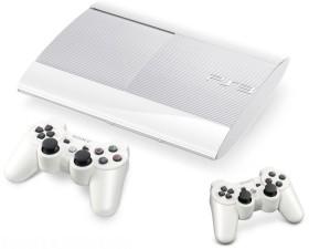 Sony PlayStation 3 Super Slim - 500GB weiß