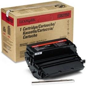 Lexmark Toner 1382150 black high capacity