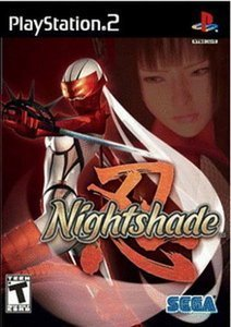 Nightshade (deutsch) (PS2)