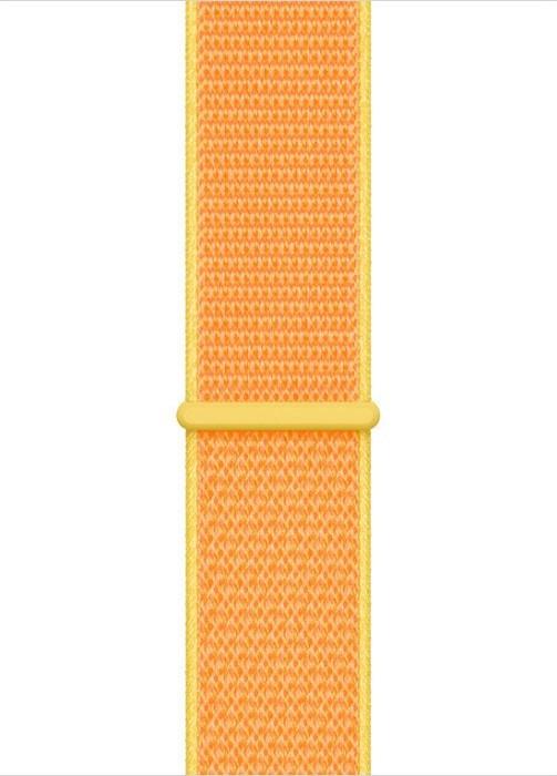 Apple 44mm Canary Yellow Sport Loop (MV9K2ZM/A)