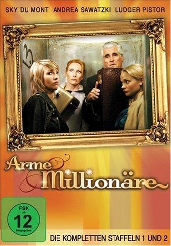 Arme Millionäre Box (Staffel 1-2) -- via Amazon Partnerprogramm