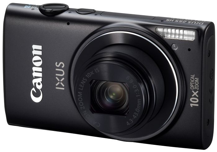 Canon Digital Ixus 255 HS black (8207B006)