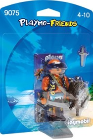 playmobil Playmo-Friends - Pirat (9075)