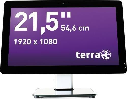 Wortmann Terra All-in-One-PC 2211 Greenline, Core i5-7400, 8GB RAM, 500GB SSD (1009654)