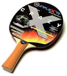 Sunflex Tischtennisschläger Crazy (10021)