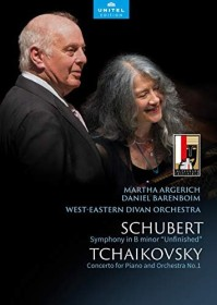 Peter Tschaikowsky - Symphonie Nr. 1/Sergej Prokofjew - Klavierkonzert Nr. 1 (DVD)