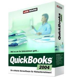 Lexware QuickBooks 2004 (PC) (06820-0025)