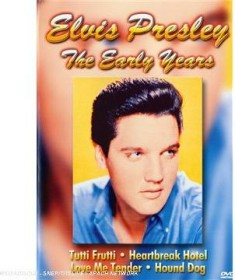 Elvis Presley - His Early Performances (DVD)