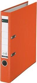 Leitz quality-folder 180° plastic 52mm, orange (10155045)