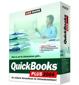 Lexware QuickBooks Plus 2004 (PC) (06820-0014)