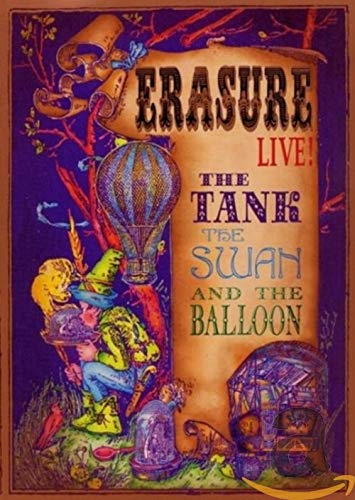 Erasure - The Tank, The Swan & The Balloon -- via Amazon Partnerprogramm