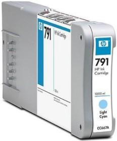 HP Tinte 791 cyan hell (CC667A)