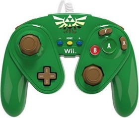 PDP Wired Fight Pad Link Design (WiiU)