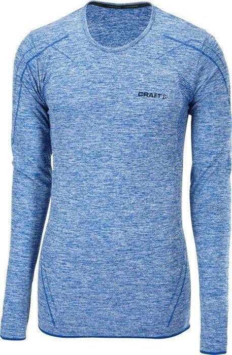 706cf7a2eccc31 Craft Active Comfort RN Shirt langarm sweden blue (Herren) (1903716-B336)