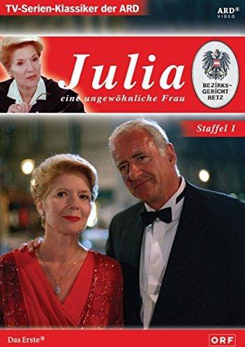 Julia - Eine ungewöhnliche Frau Staffel 1 -- via Amazon Partnerprogramm