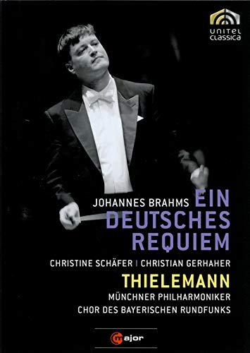 Johannes Brahms - Ein Deutsches Requiem -- przez Amazon Partnerprogramm