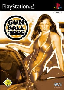 Gumball 3000 (deutsch) (PS2)