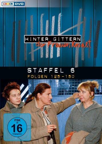 Hinter Gittern - Der Frauenknast Staffel 6 -- via Amazon Partnerprogramm