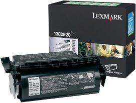 Lexmark 1382920 Return Toner black