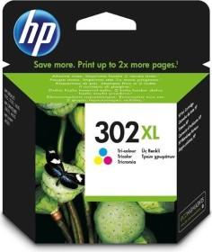 HP Druckkopf mit Tinte 302 XL dreifarbig (F6U67AE)
