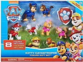 PAW PATROL PAW Patrol Chaos Kätzchen Geschenkset mit 8